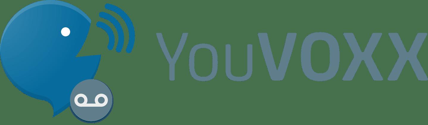 YouVOXX Social Voicemail Logo